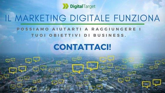 IL MARKETING DIGITALE FUNZIONA